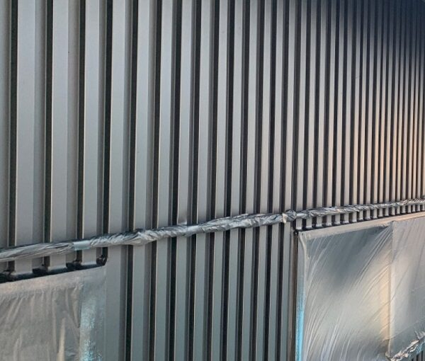 群馬県伊勢崎市 S様邸 外壁塗装・屋根塗装・付帯部塗装 ガイソー タフネスシリコンⅡ (2)