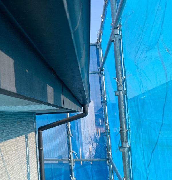 群馬県伊勢崎市 N様邸 屋根塗装 外壁塗装 付帯部塗装 (4)