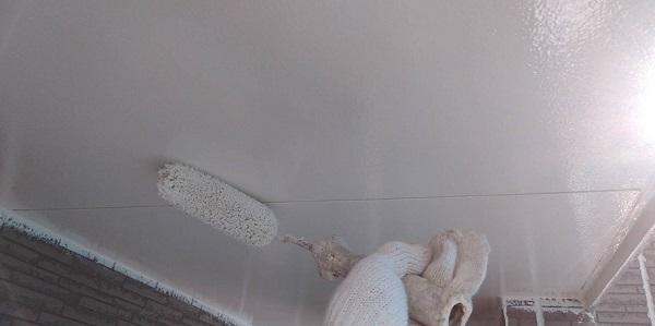 群馬県伊勢崎市 N様邸 屋根塗装 外壁塗装 軒天塗装 軒天の劣化症状とは2