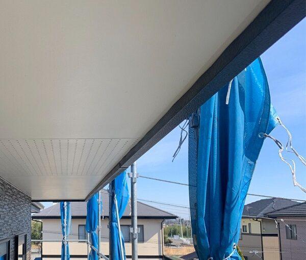 群馬県伊勢崎市 N様邸 屋根塗装 外壁塗装 軒天塗装 軒天の劣化症状とは5