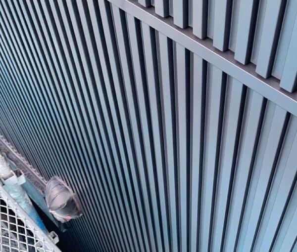 群馬県伊勢崎市 S様邸 外壁塗装・屋根塗装・付帯部塗装 4度塗りの理由 ガイソー タフネスシリコンⅡ (1)