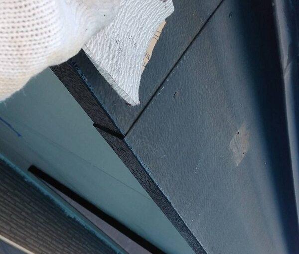 群馬県伊勢崎市 N様邸 屋根塗装 外壁塗装 雨樋・鼻隠し塗装 軒樋交換 (7)