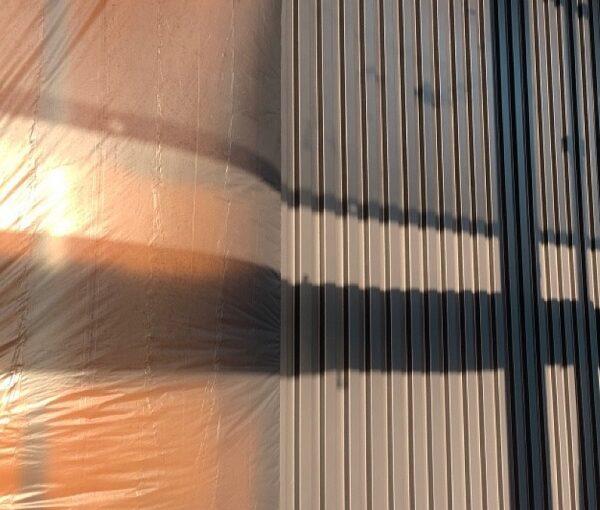 群馬県伊勢崎市 S様邸 外壁塗装・屋根塗装・付帯部塗装 4度塗りの理由 ガイソー タフネスシリコンⅡ2 (4)