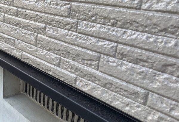 群馬県伊勢崎市 N様邸 屋根塗装 外壁塗装 水切り塗装 完工 塗装時期について (4)
