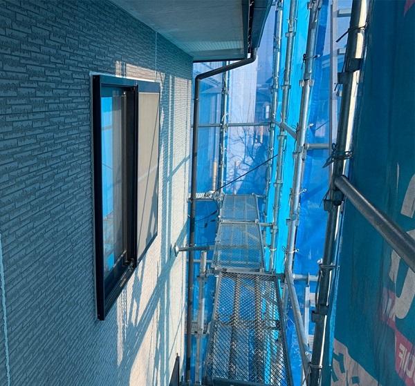 群馬県伊勢崎市 N様邸 屋根塗装 外壁塗装 付帯部塗装 (3)
