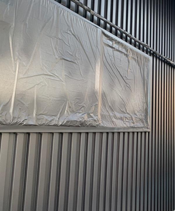 群馬県伊勢崎市 S様邸 外壁塗装・屋根塗装・付帯部塗装 4度塗りの理由 ガイソー タフネスシリコンⅡ2 (2)