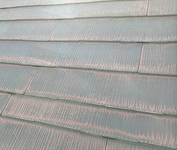 群馬県佐波郡玉村町 K様邸 屋根塗装 基礎補修 タスペーサー設置 下塗り 関西ペイント 浸透形Mシーラー (1)