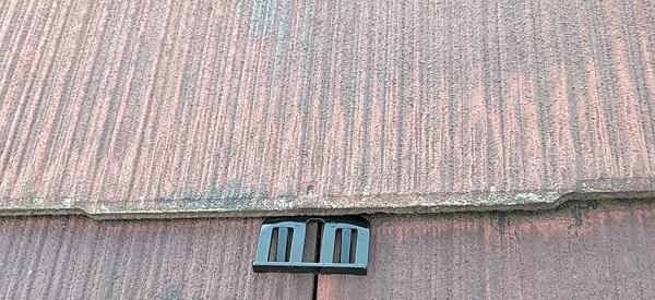 群馬県佐波郡玉村町 K様邸 屋根塗装 基礎補修 タスペーサー設置 下塗り 関西ペイント 浸透形Mシーラー (2)