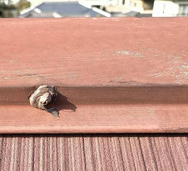 群馬県佐波郡玉村町 K様邸 屋根塗装 外壁補修 (4)