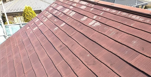 群馬県佐波郡玉村町 K様邸 屋根塗装 基礎補修