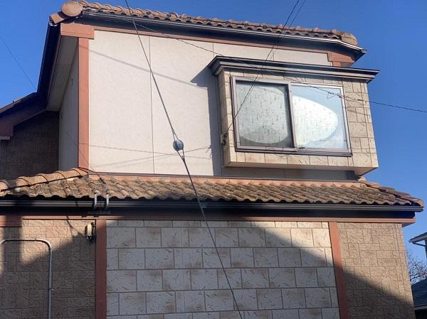 群馬県前橋市 K様邸 屋根塗装・外壁塗装・付帯部塗装・防水工事 (6)