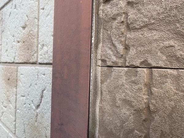 群馬県前橋市 K様邸 屋根塗装・外壁塗装・付帯部塗装 施工前の状態 セメント瓦 (3)