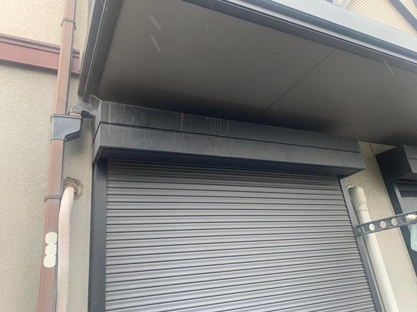 群馬県邑楽郡 アパート 屋根塗装・外壁塗装・付帯部塗装 (10)