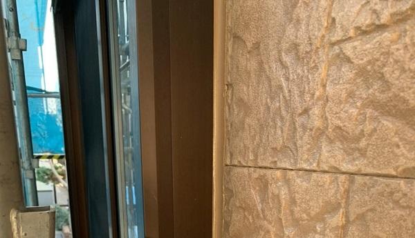 群馬県前橋市 K様邸 屋根塗装・外壁塗装・付帯部塗装 シーリング打ち替え工事 オートンイクシード (2)
