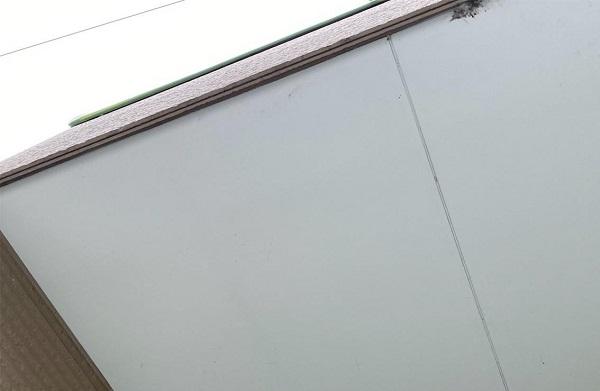 群馬県前橋市 G様邸 外壁塗装・付帯部塗装 軒天、軒裏天の塗装 役割とは (5)