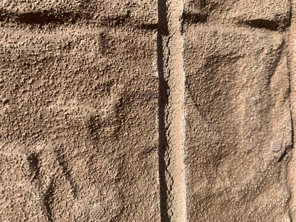 群馬県前橋市 K様邸 屋根塗装・外壁塗装・付帯部塗装 施工前の状態 セメント瓦 (5)