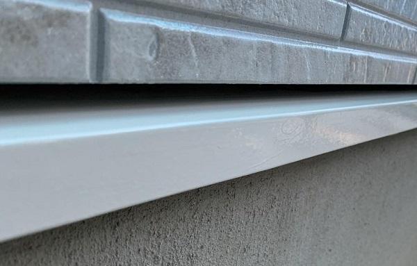 群馬県高崎市 I様邸 外壁塗装・付帯部塗装 シャッターボックス、水切り板金塗装 手順 (5)