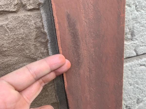 群馬県前橋市 K様邸 屋根塗装・外壁塗装・付帯部塗装 施工前の状態 セメント瓦 (6)
