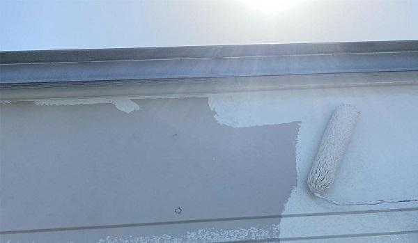 群馬県前橋市 G様邸 外壁塗装・付帯部塗装 鼻隠しの塗装 劣化を放置するとどうなるか1 (2)