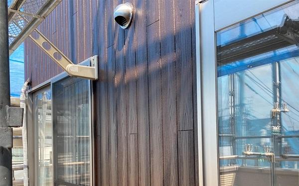群馬県前橋市 G様邸 外壁塗装・付帯部塗装 ガイソーウォールカチオンシーラー・ガイソーウォールマイティシリコン (5)