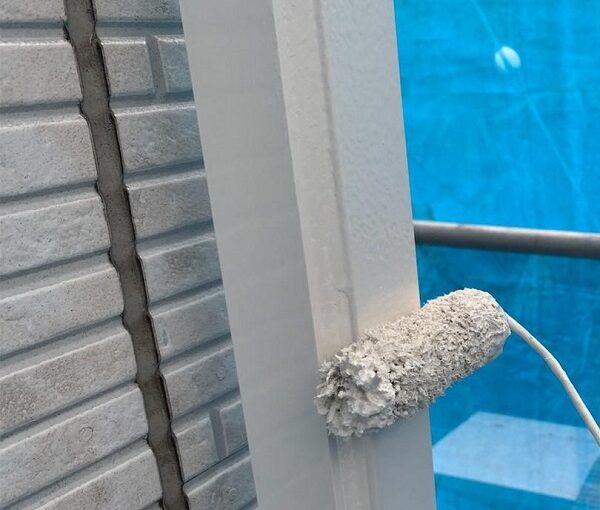 群馬県高崎市 I様邸 外壁塗装・付帯部塗装 雨樋、破風板、鼻隠し塗装 ケレン作業とは (6)