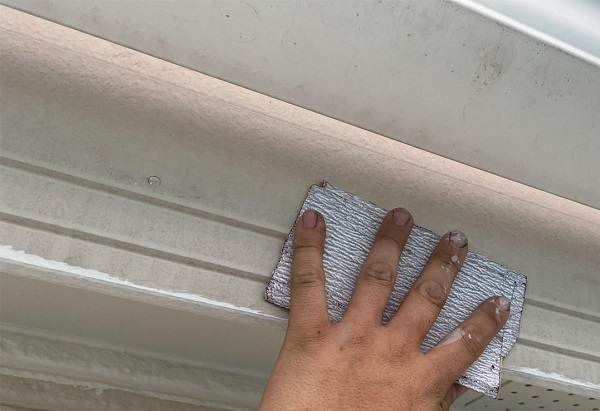群馬県前橋市 G様邸 外壁塗装・付帯部塗装 鼻隠しの塗装 劣化を放置するとどうなるか