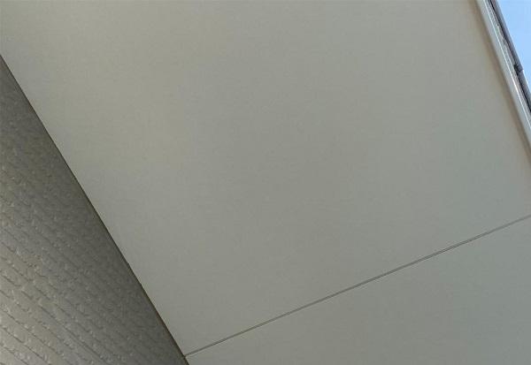 群馬県前橋市 G様邸 外壁塗装・付帯部塗装 軒天、軒裏天の塗装 役割とは (6)