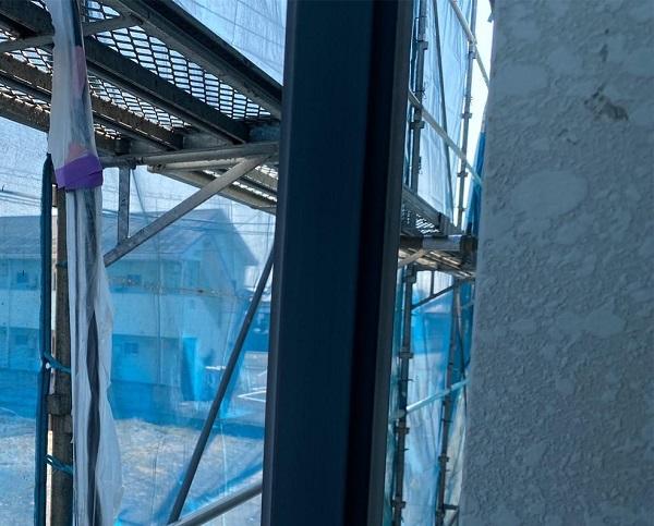 群馬県邑楽郡 アパート 屋根塗装・外壁塗装・付帯部塗装 (1)