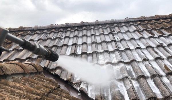 群馬県前橋市 K様邸 屋根塗装・外壁塗装・付帯部塗装 足場組み立て 高圧洗浄 (5)