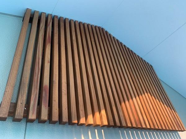 群馬県渋川市 S様邸 外壁塗装・付帯部塗装 軒天塗装 木部塗装 (10)