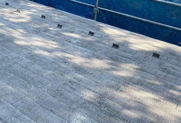 群馬県渋川市 I様邸 屋根塗装・付帯部塗装