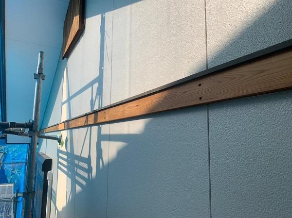 群馬県渋川市 S様邸 外壁塗装・付帯部塗装 軒天塗装 木部塗装 (9)