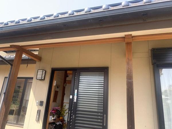 群馬県渋川市 S様邸 外壁塗装・付帯部塗装3 (3)