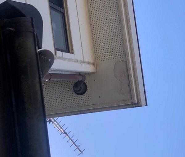 群馬県前橋市 K様邸 屋根塗装・外壁塗装・付帯部塗装・防水工事 施工前 チョーキング現象とは (4)