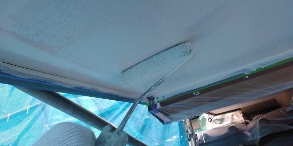 群馬県渋川市 S様邸 外壁塗装・付帯部塗装 軒天塗装 雨樋塗装 (1)