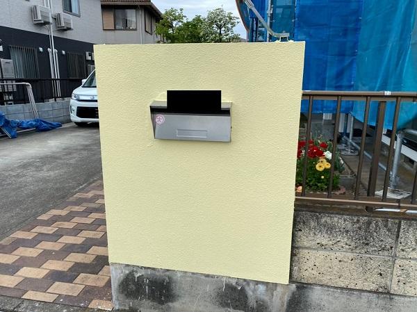群馬県前橋市 K様邸 屋根塗装・外壁塗装・付帯部塗装・防水工事 塀、軒天塗装 ジョンキングNAD (3)