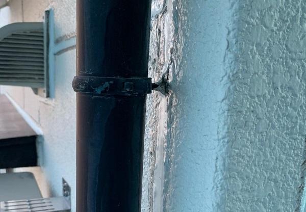 群馬県前橋市 K様邸 屋根塗装・外壁塗装・付帯部塗装・防水工事 破風塗装 雨樋塗装3 (5)