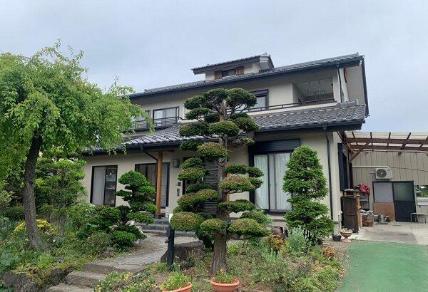 群馬県渋川市 S様邸 外壁塗装・付帯部塗装