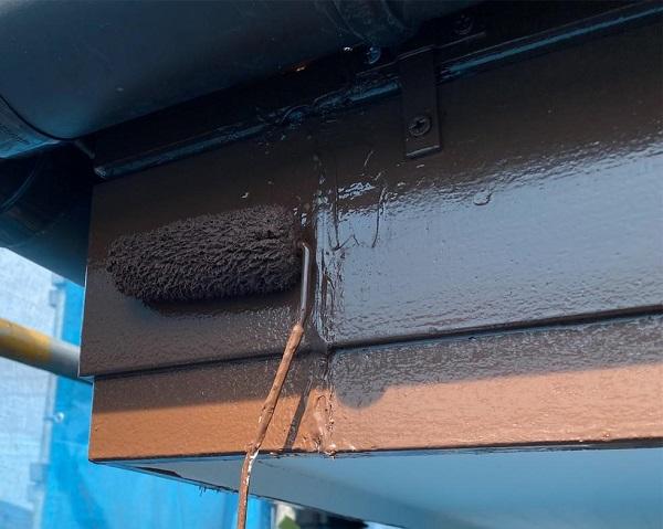 群馬県桐生市 I様邸 屋根塗装・外壁塗装・付帯部塗装 (5)