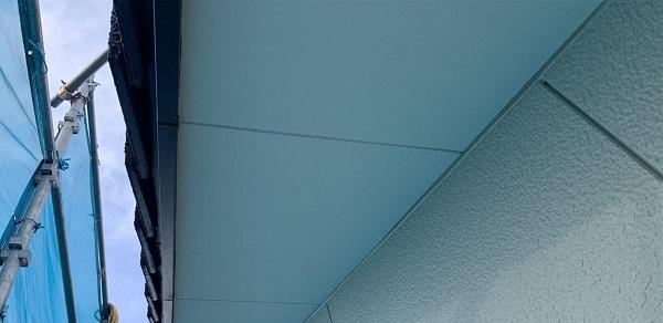 群馬県伊勢崎市 W様邸 屋根塗装・外壁塗装・付帯部塗装 軒天塗装 低臭ジョンキングNAD (1)