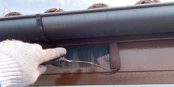 群馬県桐生市 I様邸 屋根塗装・外壁塗装・付帯部塗装 (6)