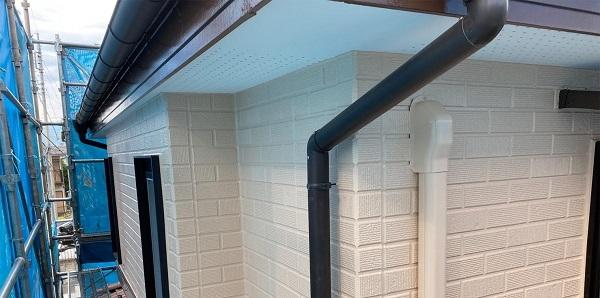 群馬県桐生市 I様邸 屋根塗装・外壁塗装・付帯部塗装 (13)