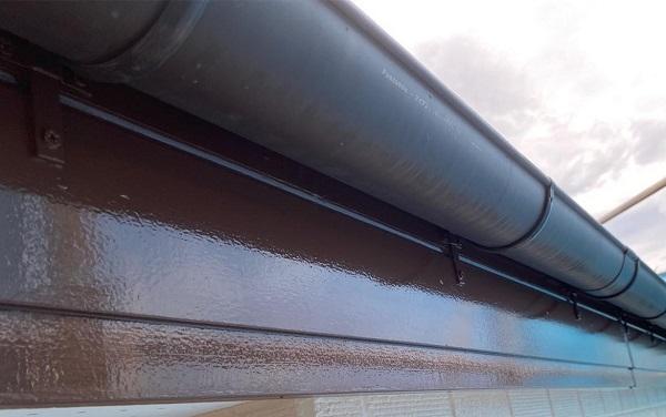 群馬県桐生市 I様邸 屋根塗装・外壁塗装・付帯部塗装 (15)