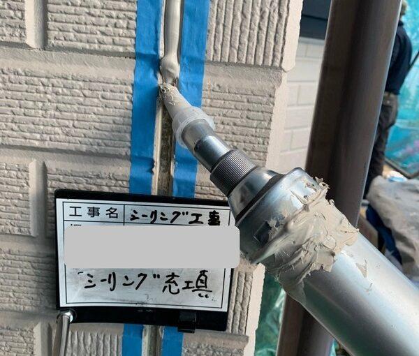群馬県桐生市 I様邸 屋根塗装・外壁塗装 シーリング工事 オートンイクシード (5)