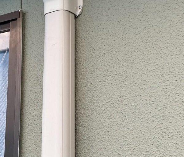 群馬県前橋市 N様邸 外壁塗装・防水工事 雨戸塗装 エアコンカバー塗装 吹き付け工法 (4)