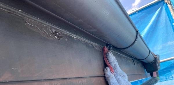 群馬県桐生市 I様邸 屋根塗装・外壁塗装・付帯部塗装 (7)