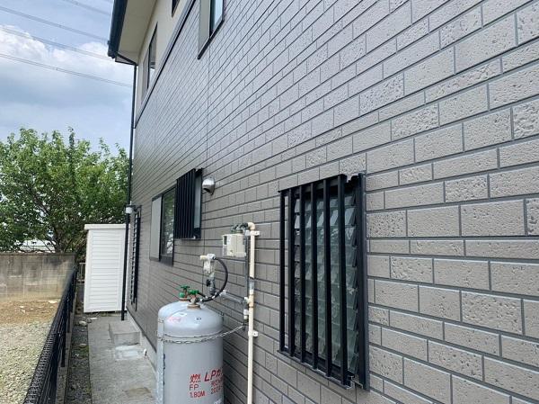 群馬県伊勢崎市 W様邸 屋根塗装・外壁塗装・付帯部塗装 水切り塗装 完工 (3)