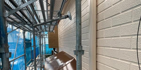 群馬県桐生市 I様邸 屋根塗装・外壁塗装・付帯部塗装 (11)