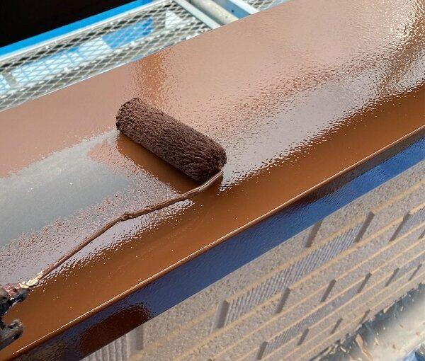 群馬県桐生市 I様邸 屋根塗装・外壁塗装・付帯部塗装 (2)
