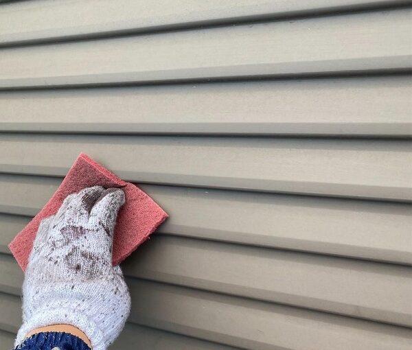 群馬県桐生市 I様邸 屋根塗装・外壁塗装 雨戸 吹き付け工法 (5)